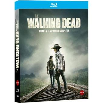 The Walking Dead - 4ª Temporada - Frank Darabont - Andrew Lincoln ...