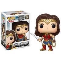 Funko Pop! Justice League: Wonder Woman - 206