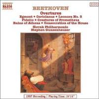 Beethoven: Overtures Vol. 1