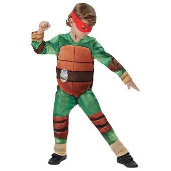 Disfarce Tartarugas Ninja Dlx (Tamanho M 5 a 7 anos)