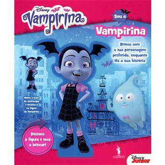 Sou a Vampirina - Figura Destácavel