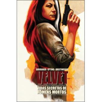 Velvet - Livro 2: Vidas Secretas de Homens Mortos