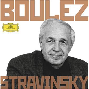 Boulez conducts Stravinsky (6CD)