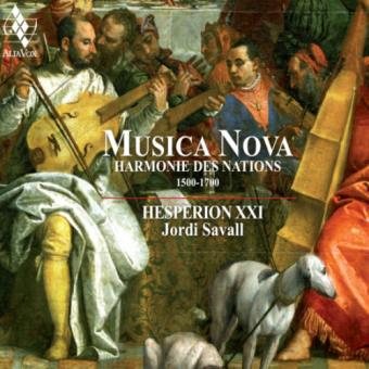 Musica Nova: The Harmony of Nations 1500-1700 - SACD