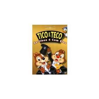 Tico e Teco - Sarilhos é com Eles