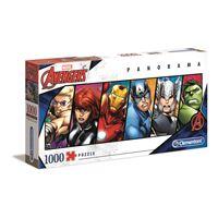 Puzzle Avengers - 1000 peças - Clementoni