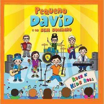 O Pequeno David e os Sem Soninho (Livro + CD)