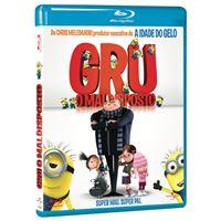 Gru: O Maldisposto - Blu-ray