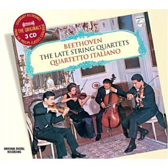 Beethoven   Os Últimos Quartetos (3CD)