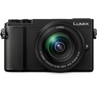 Panasonic Lumix DC-GX9 + Lumix G Vario 12-60mm f/3.5-5.6 ASPH. POWER O.I.S. - Preto