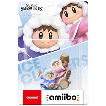 Amiibo Super Smash Bros: Ice Climbers