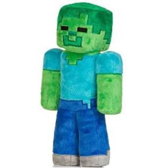 Minecraft - Peluche Zombie 30,5 cm