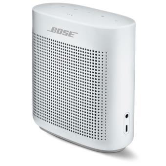 Coluna Bluetooth Bose Soundlink Color II - Branco Polar
