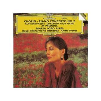 Chopin | Concerto para Piano nº 2 | Prelúdios