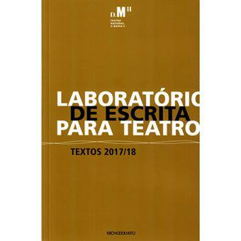 Laboratório de Escrita Para o Teatro