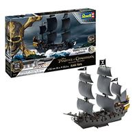 Kit Modelismo Revell Pirates of The Caribbean: The Black Pearl