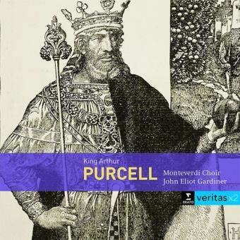 Purcell: King Arthur, Z628 - 2CD