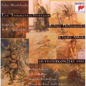 Mendelssohn-bartholdy-ein Sommernac