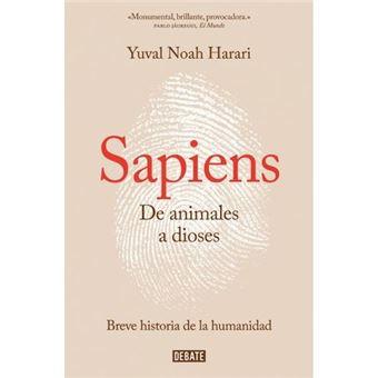 De animales a dioses-sapiens