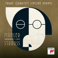 Strauss & Mahler Piano Quartets & Lieder - CD
