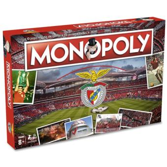 Monopoly SLBenfica - Creative Toys
