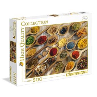 Puzzle Spices (500 peças)