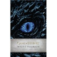 Caderno Game of Thrones: Wight Viserion Hardcover