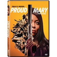 Proud Mary: A Profissional - DVD