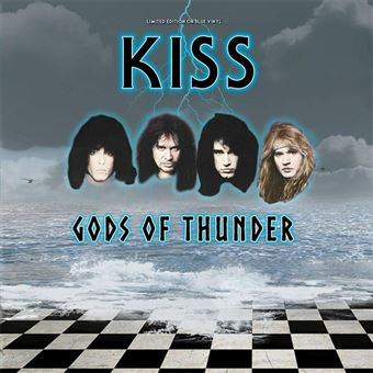 Gods of Thunder - LP