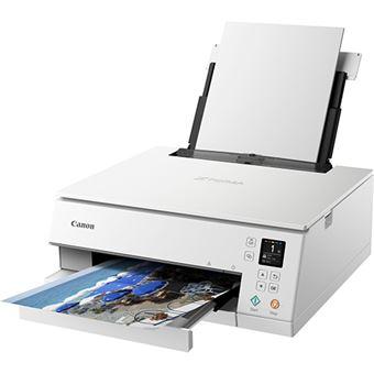 Impressora Multifunções Canon PIXMA TS6350 - Branco