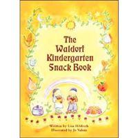 Waldorf kindergarten snack book