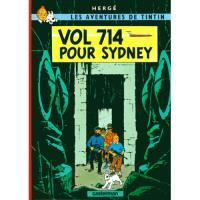 Les Aventures de Tintin - Livre 22: Vol 714 Pour Sydney