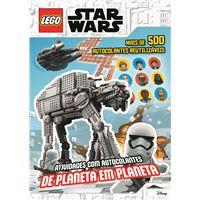LEGO Star Wars: De Planeta em Planeta
