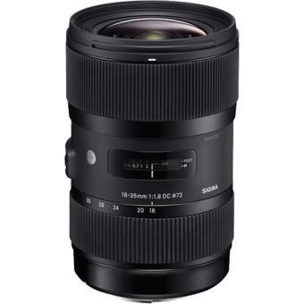 Sigma Objetiva 18-35mm f/1.8 DC HSM A (Canon)