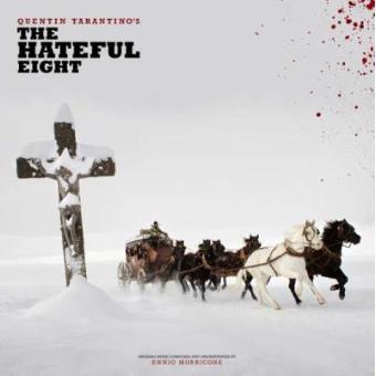 BSO Quentin Tarantino's The Hateful Eight (2LP)
