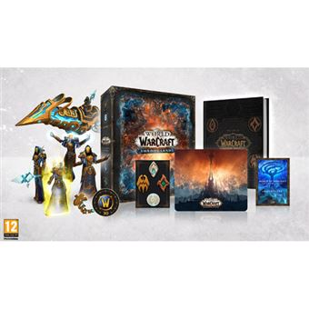World of Warcraft: Shadowlands Collector's Edition - PC