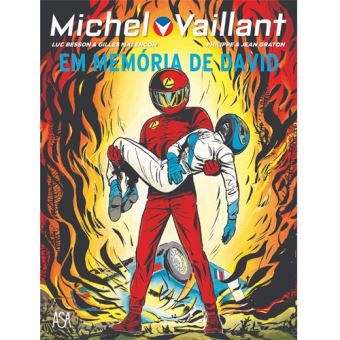 Michel Vaillant - Livro 12: Em Memória de David