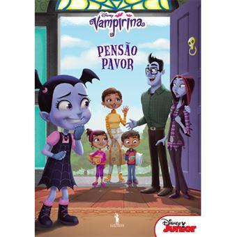 Vampirina - Livro 2: Pensão Pavor