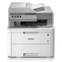 Impressora Multifunções Laser Cor Brother DCP-L3550CDW