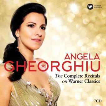 The Complete Recitals on Warner Classics (7CD)