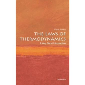 The Laws of Thermodynamics: A Very Short Introduction