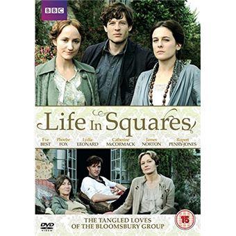LIFE IN SQUARES (DVD) (IMP)