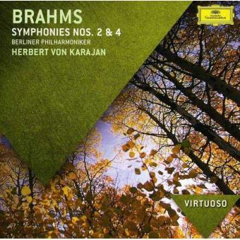 Brahms | Symphonies No.2 & 4
