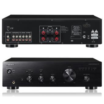Pioneer Amplificador Integrado A-10-K Preto