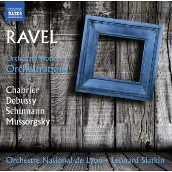 Ravel | Orchestral Works, Vol. 3