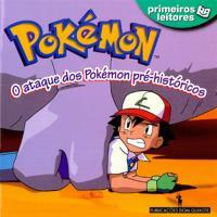 Pokémon - O Ataque dos Pokémon Pré-Históricos