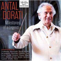 Antal Dorati: Milestones of a Legend - 10CD
