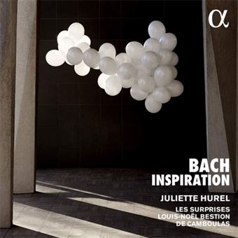 Bach: Inspiration - CD
