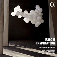 Bach: Inspiration - CD