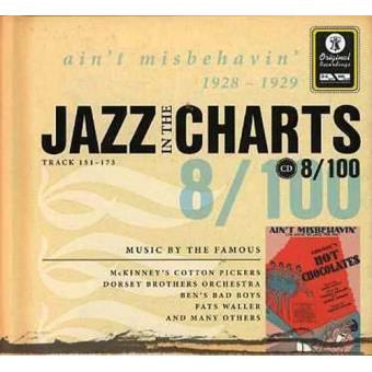 Jazz in the Charts 8 - Ain't Misbehavin' 1928-1929